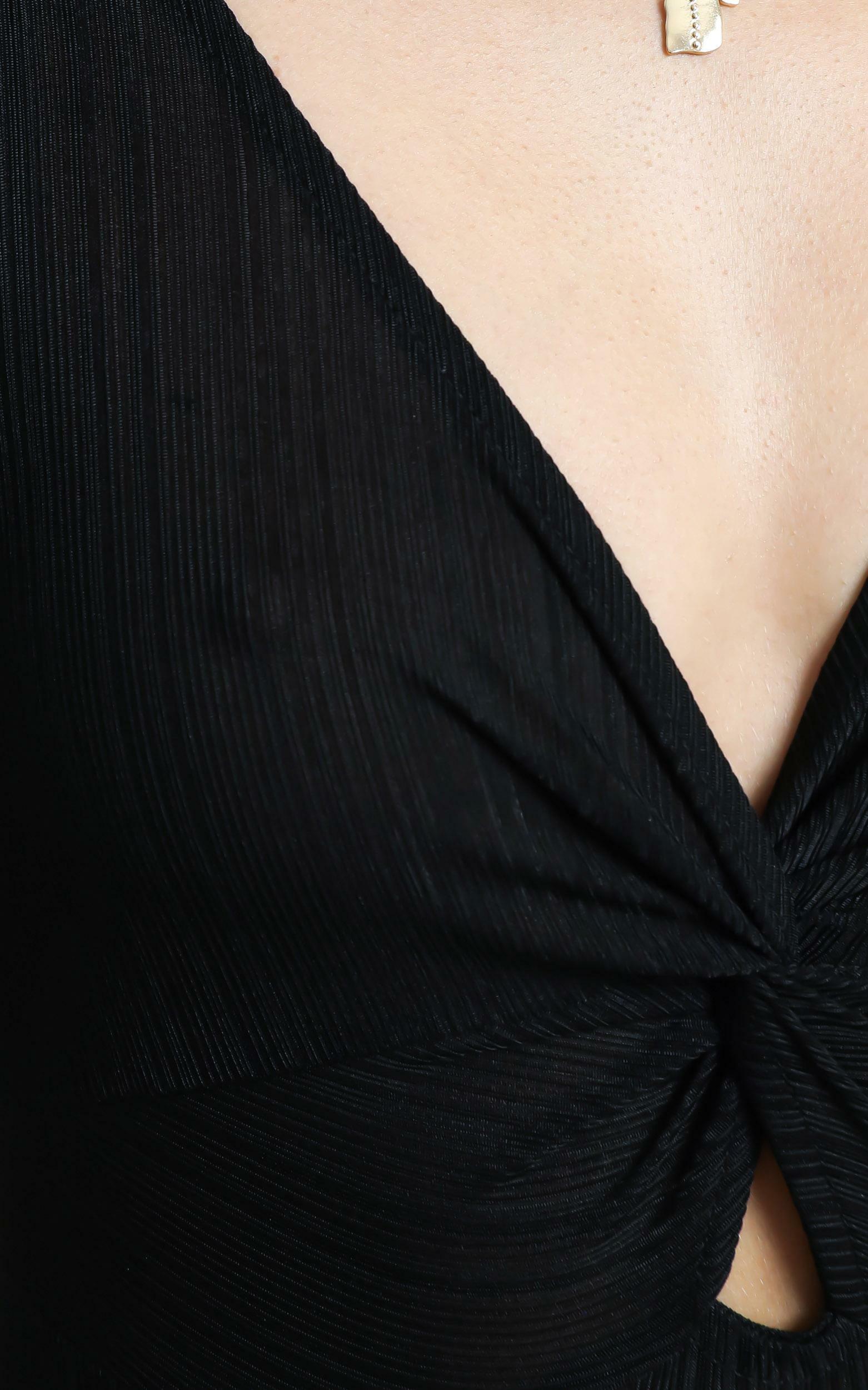 Pena Bodysuit in Black - 8 (S), Black, hi-res image number null