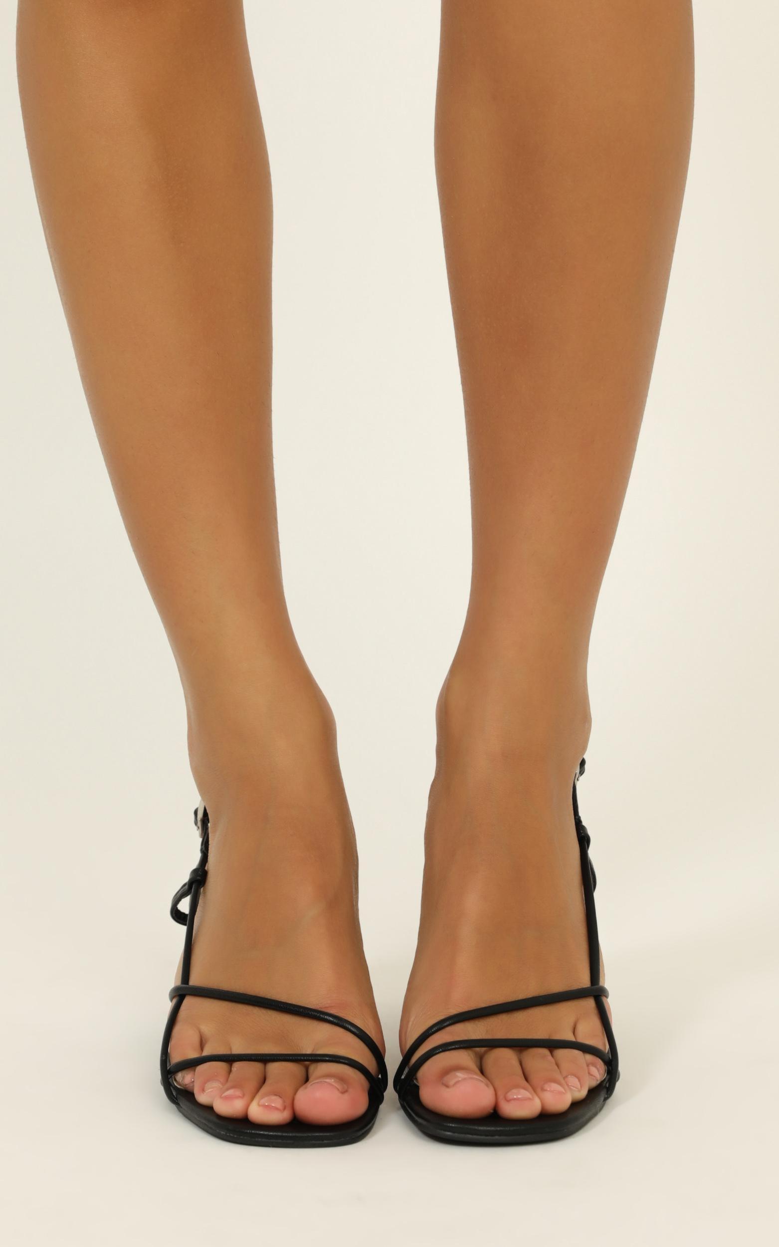 Billini - Yakima heels in black - 10, Black, hi-res image number null