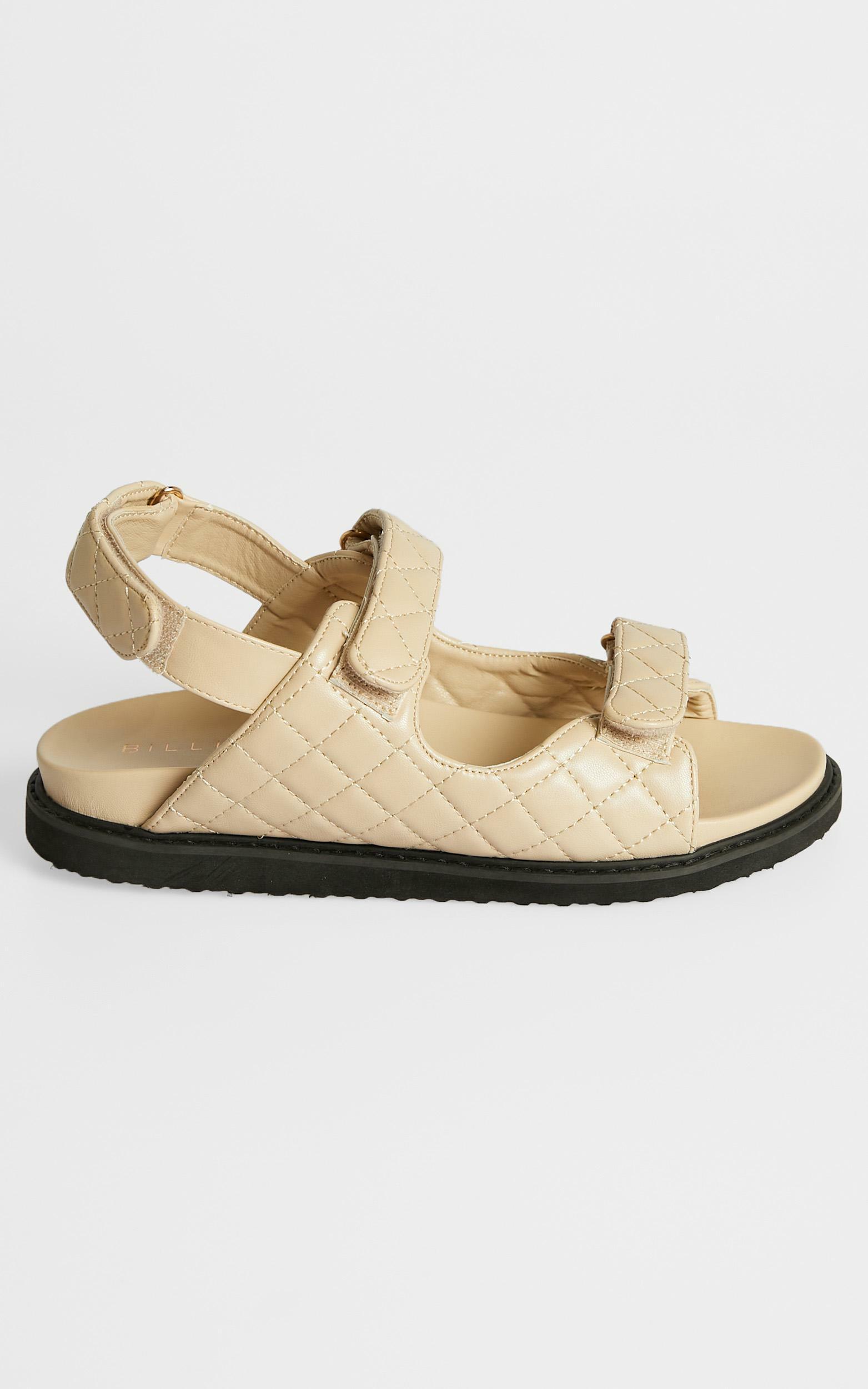 Billini - Zora Sandals in Light Taupe - 05, BRN2, hi-res image number null