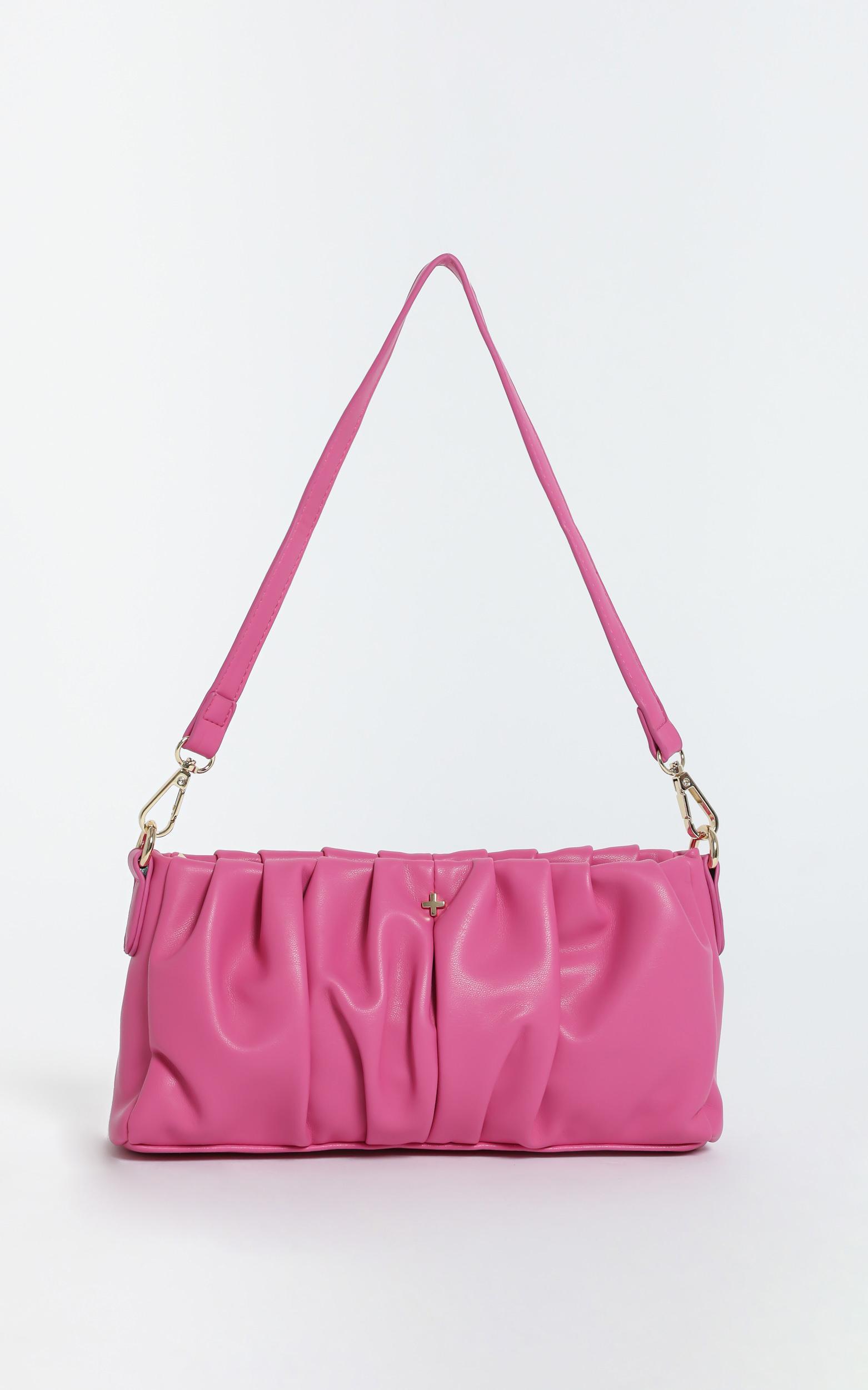 Peta and Jain - Ryder Bag in Hot Pink, , hi-res image number null