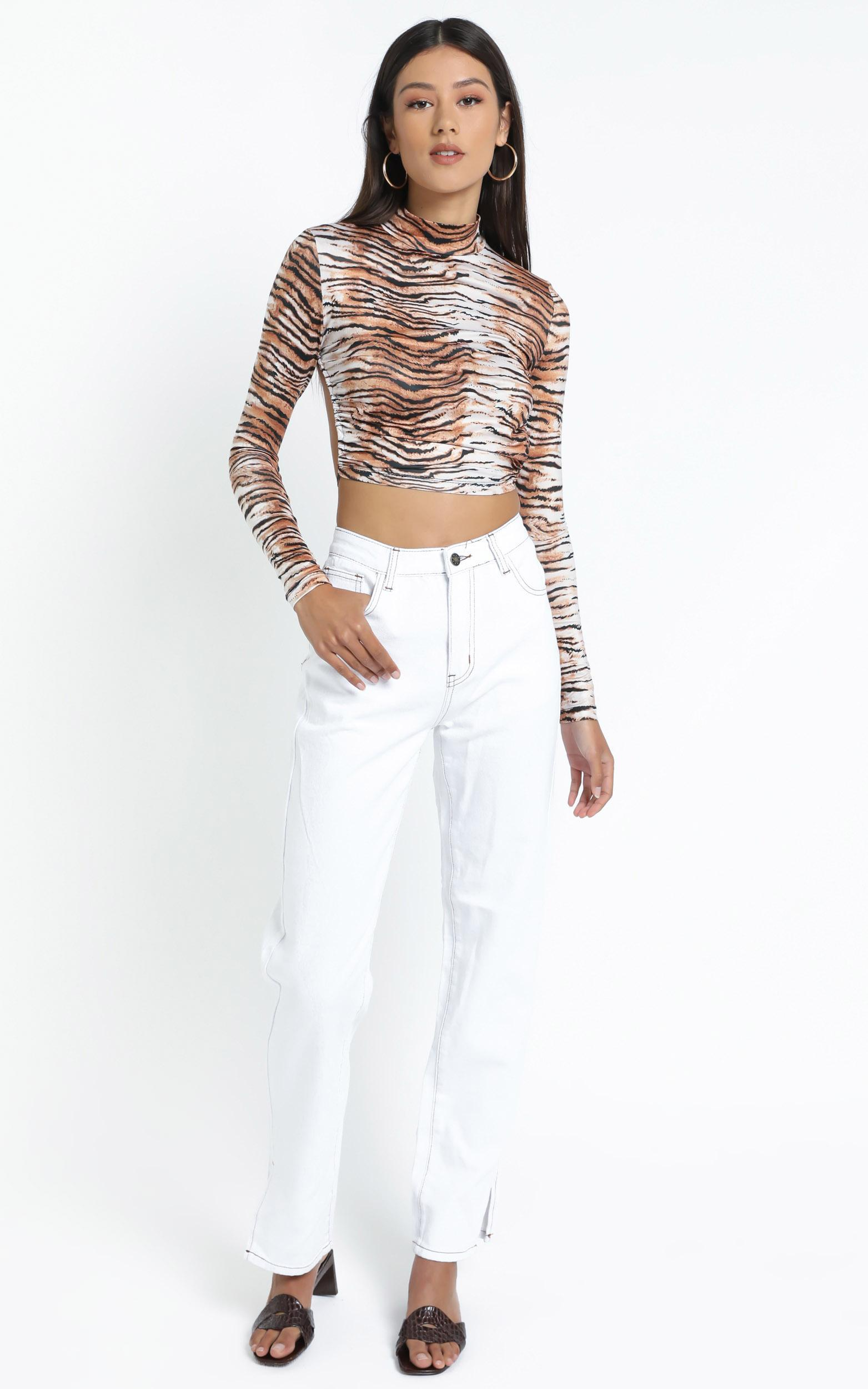 Alabama Jean in White - 6 (XS), White, hi-res image number null