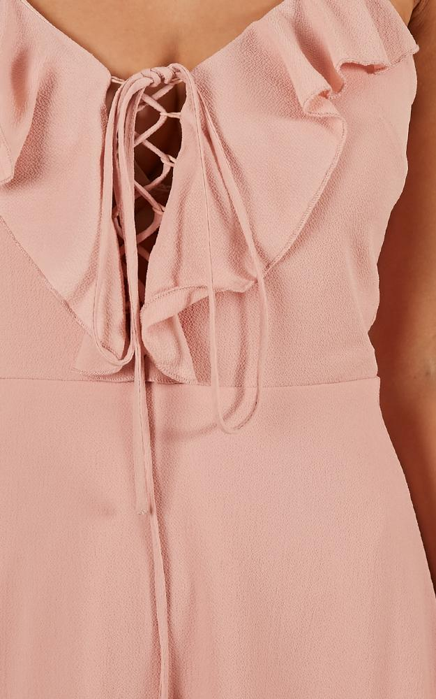 Think Quick Dress in blush - 12 (L), Blush, hi-res image number null