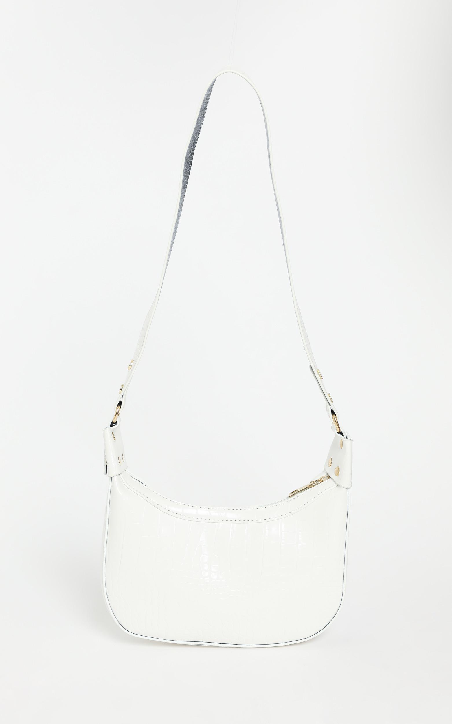 Sarai Bag in White, , hi-res image number null