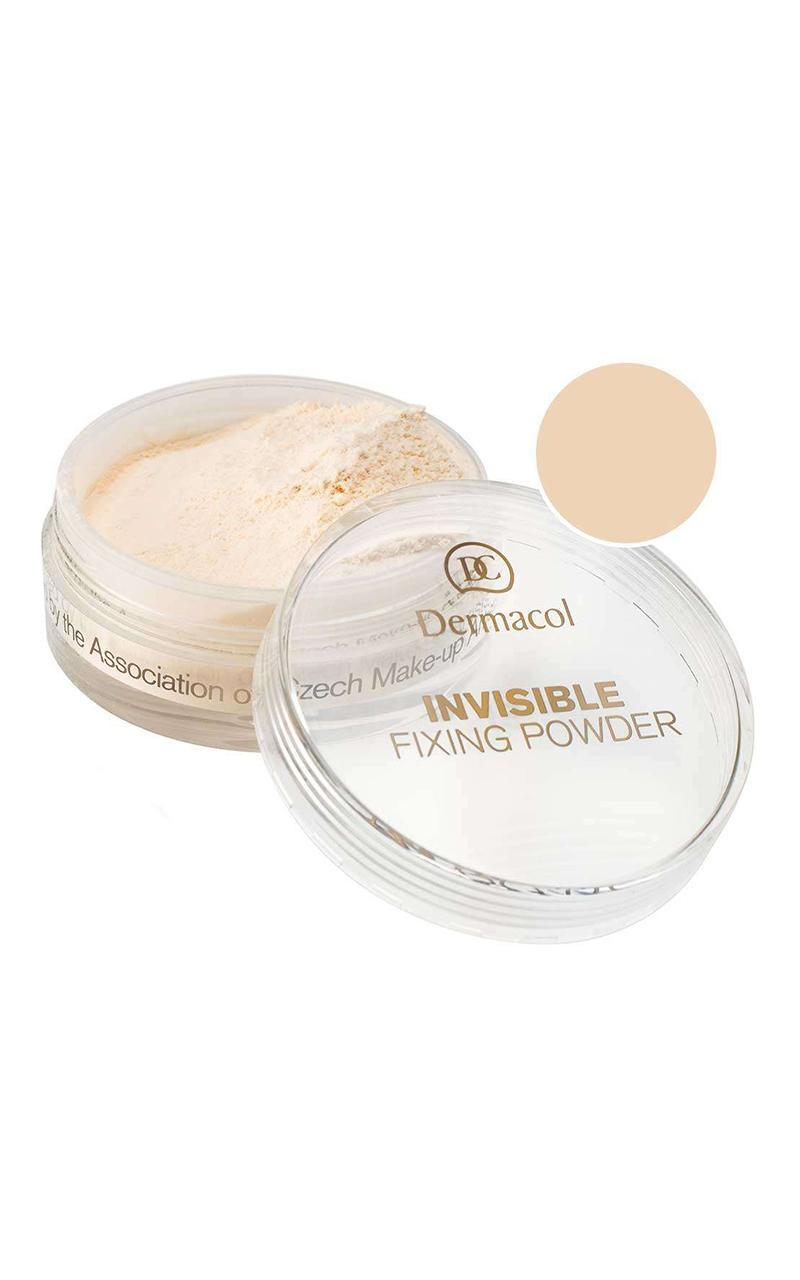 Dermacol - Invisible Fixing Powder In Natural, Beige, hi-res image number null