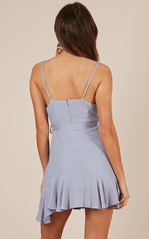 I Pray dress in blue - 12 (L), Blue, hi-res image number null