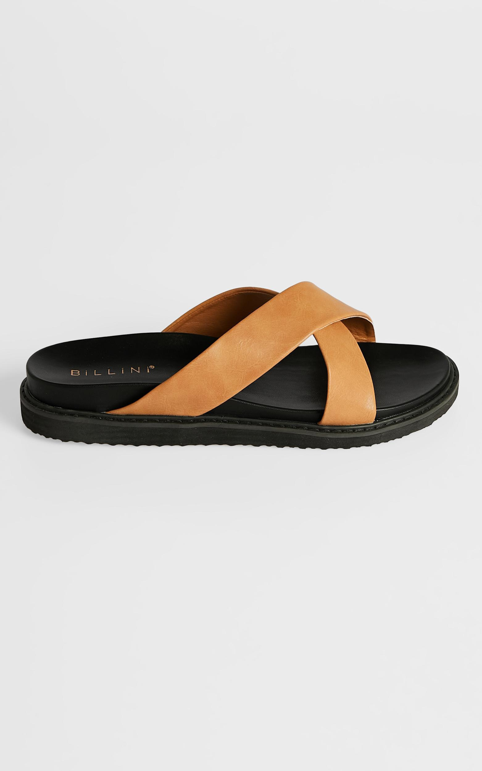 Billini - Zada Sandals in Sugar Brown - 5, Brown, hi-res image number null