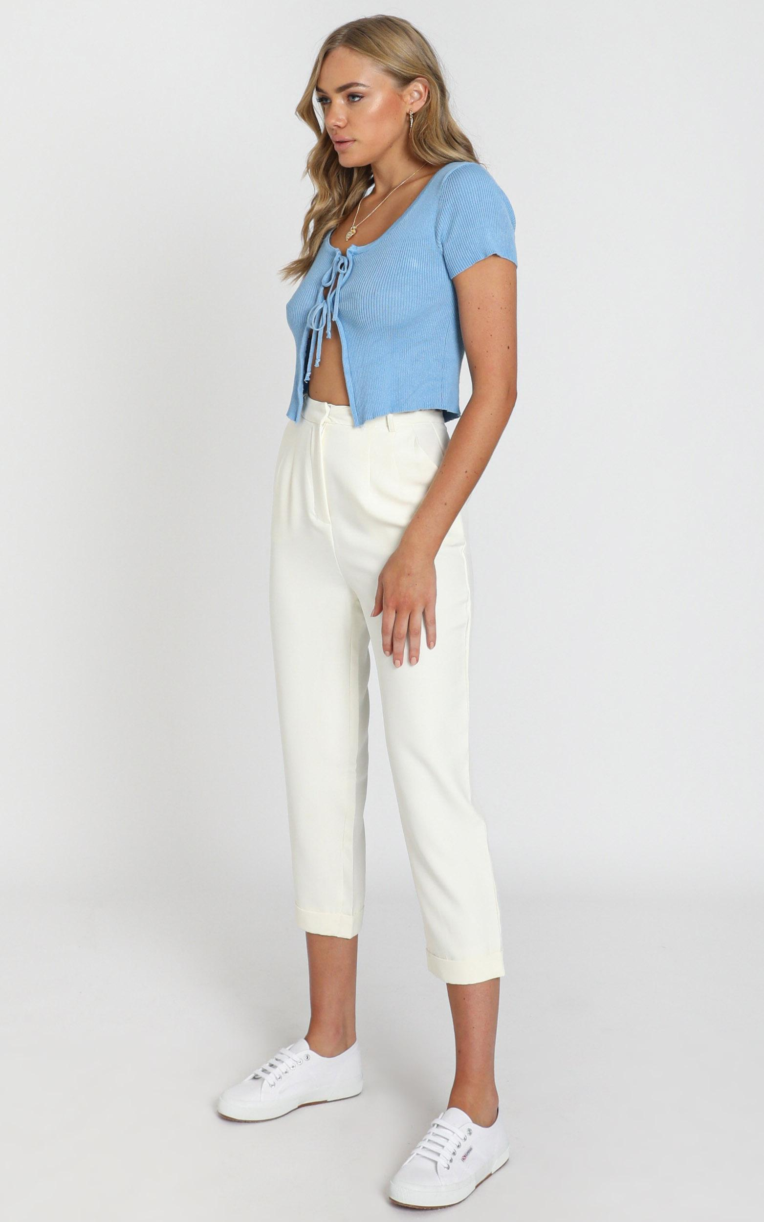 Keep It Safe Pants in cream - 20 (XXXXL), Cream, hi-res image number null