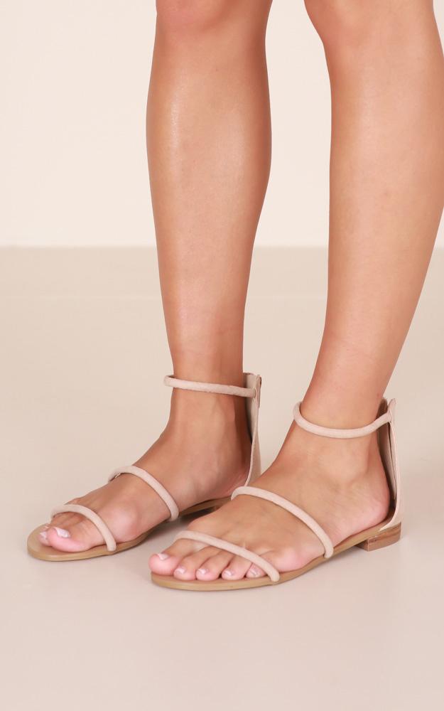 Billini - Unique Sandals in nude micro - 5, Beige, hi-res image number null