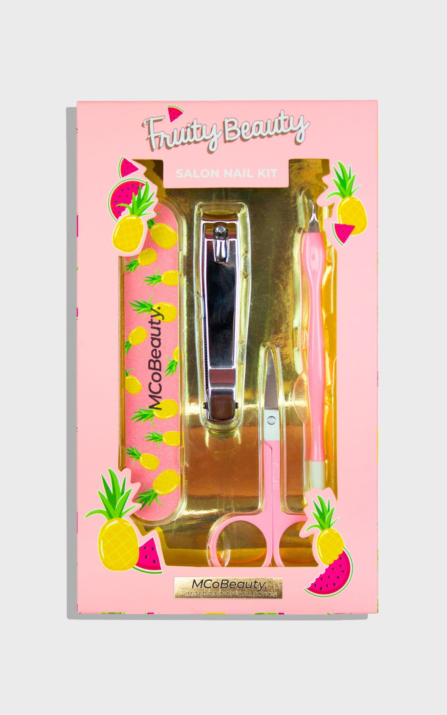 MCoBeauty - Fruity Beauty Salon Nail Kit, , hi-res image number null