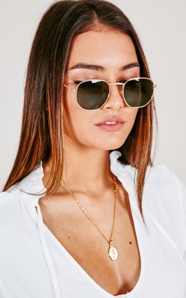 Mind Games sunglasses in gold, , hi-res image number null