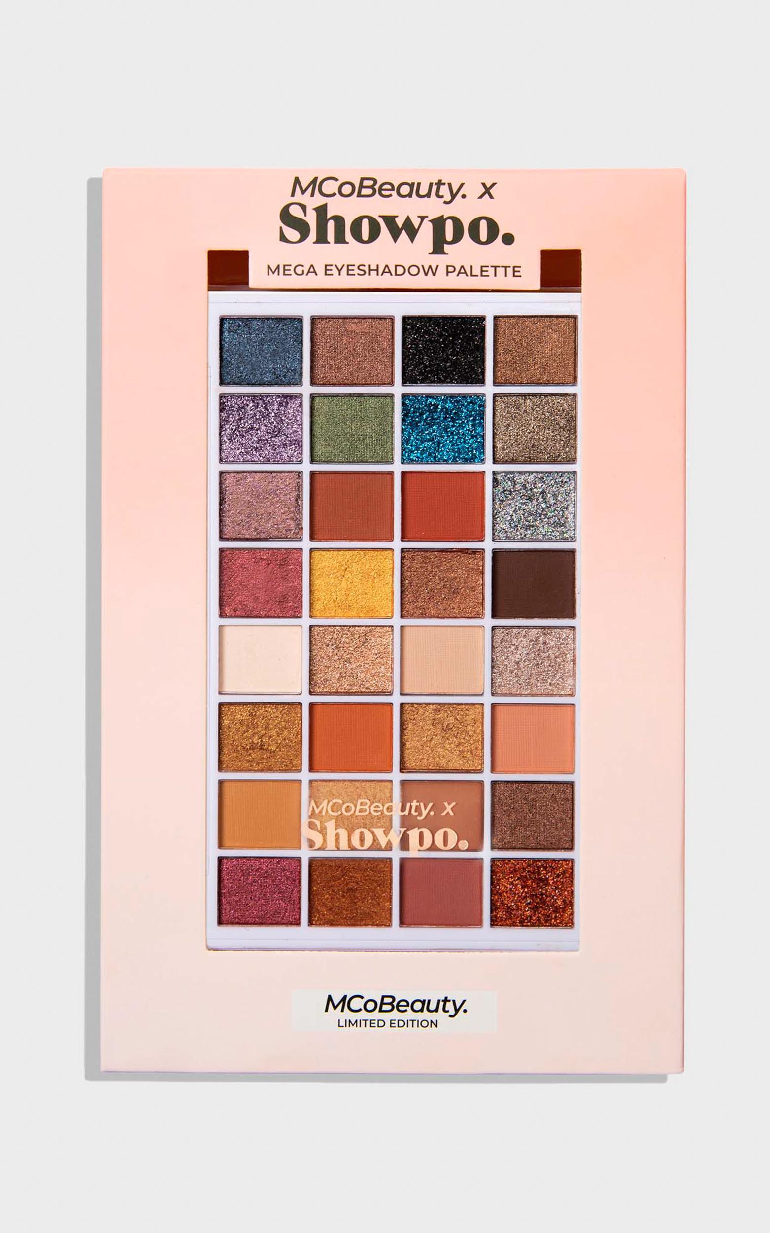 MCoBeauty X Showpo - Mega Eyeshadow Palette , , hi-res image number null