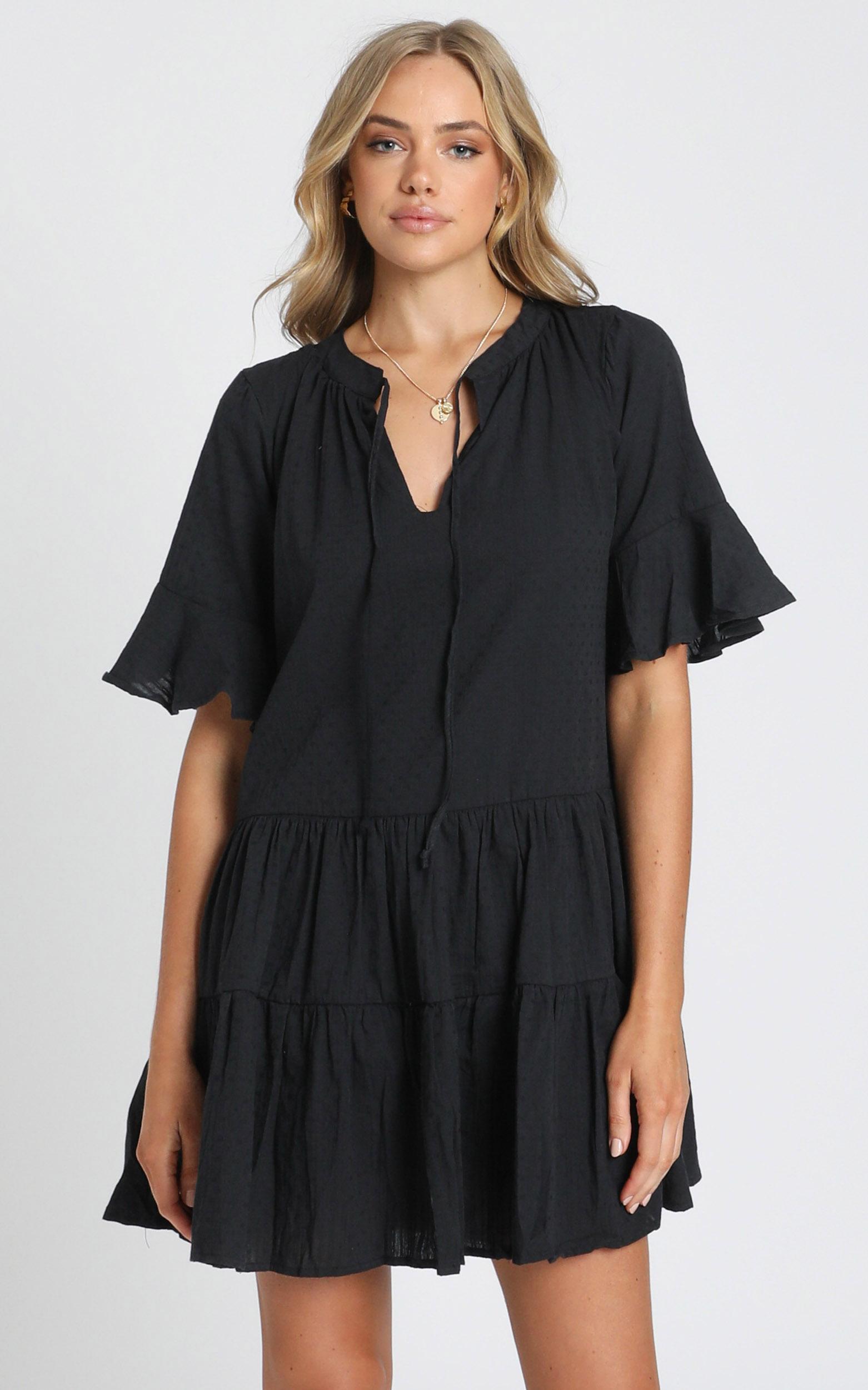 Best Memories dress in black - 6 (XS), Black, hi-res image number null