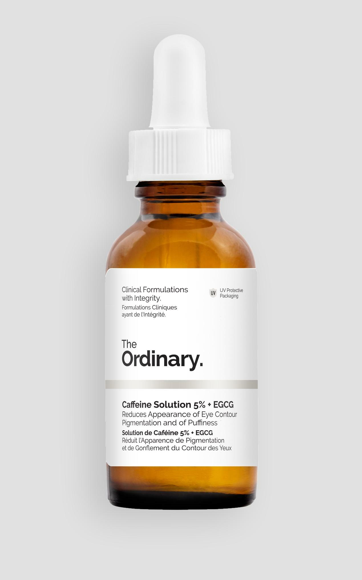 The Ordinary - Caffeine Solution 5% + EGCG - 30ml , CLR1, hi-res image number null