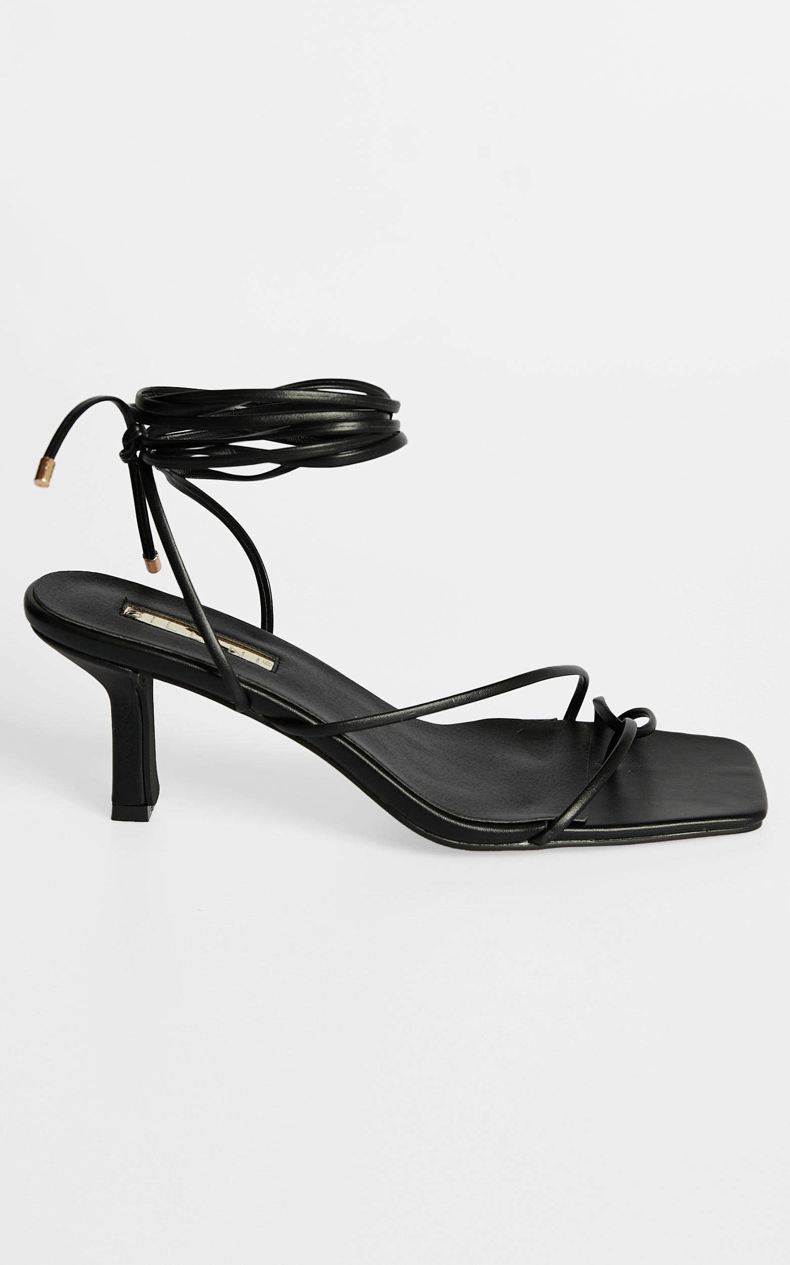 Billini - Elodie Heels in Black - 5, Black, hi-res image number null