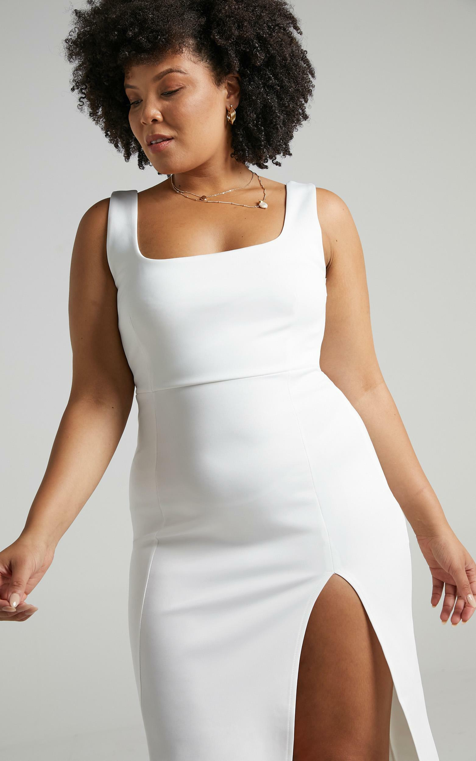 Mini Love Dress in White - 20, WHT10, hi-res image number null