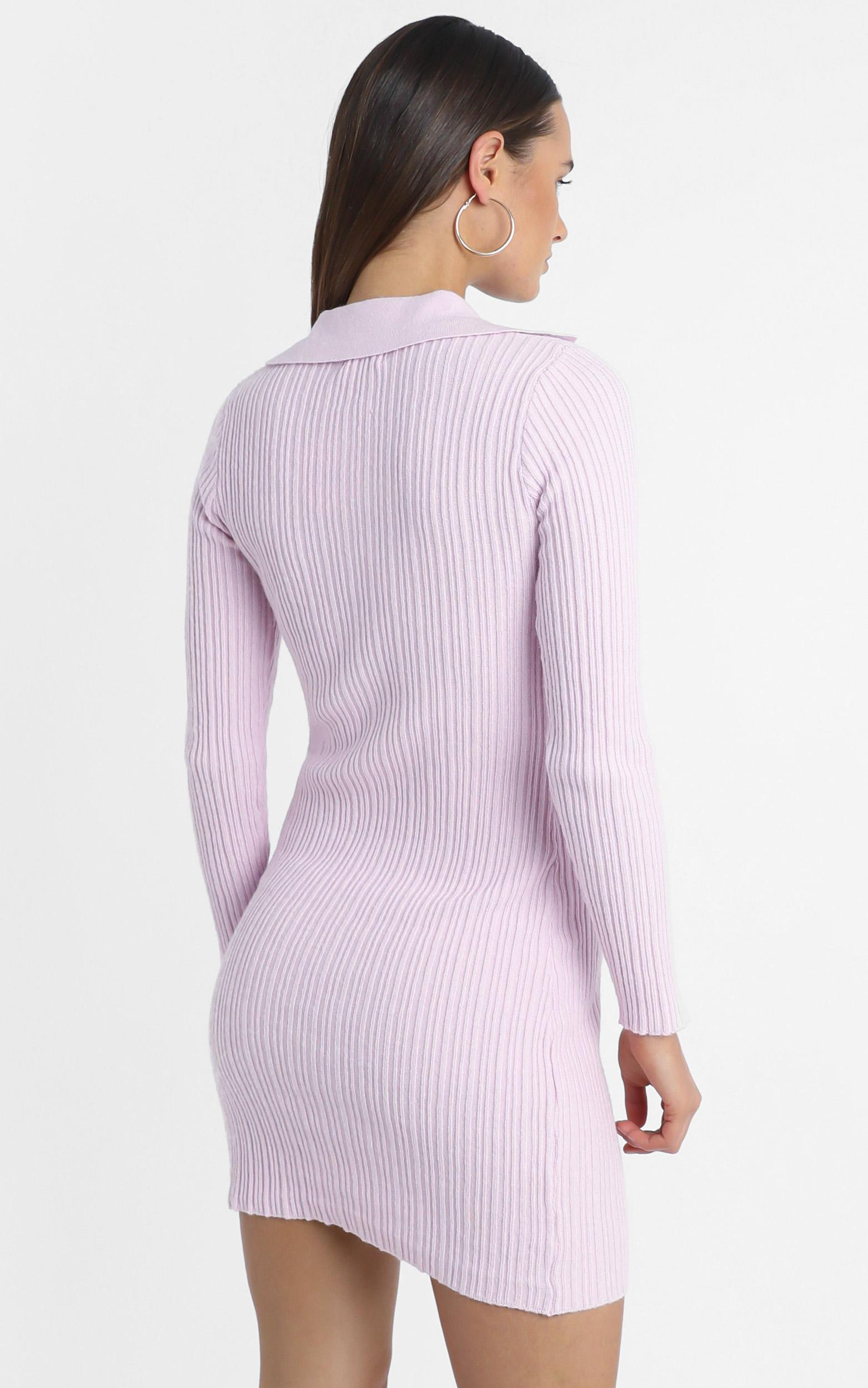 Albury Dress in Lilac - M/L, Purple, hi-res image number null