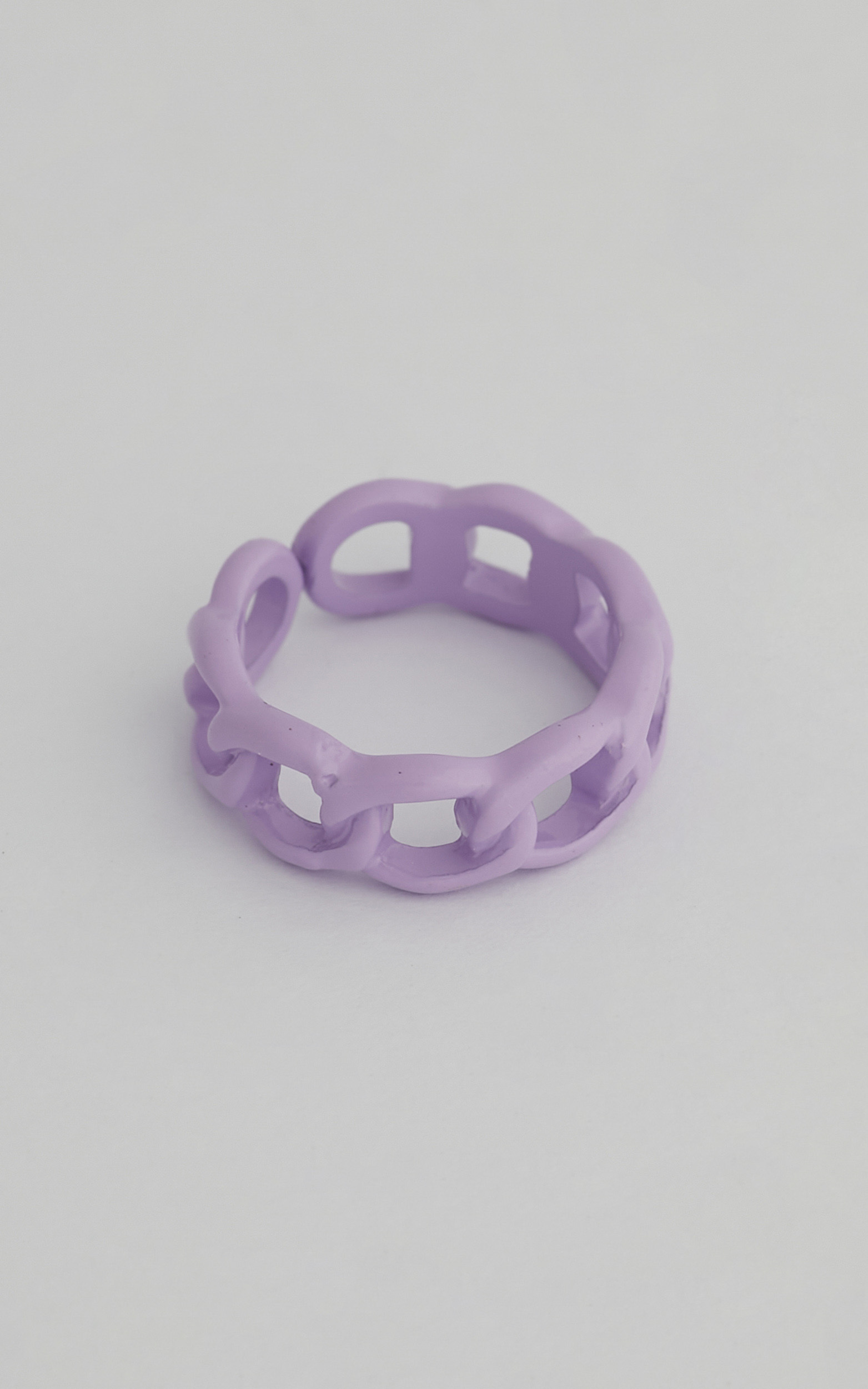 Dixie Chain Ring in Purple - NoSize, PRP2, hi-res image number null