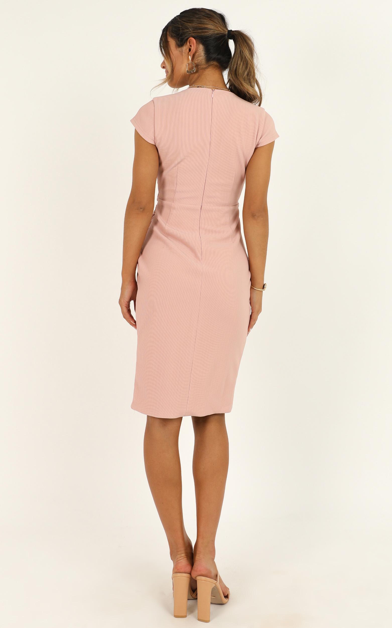 Quick Decider Dress in blush - 20 (XXXXL), Blush, hi-res image number null
