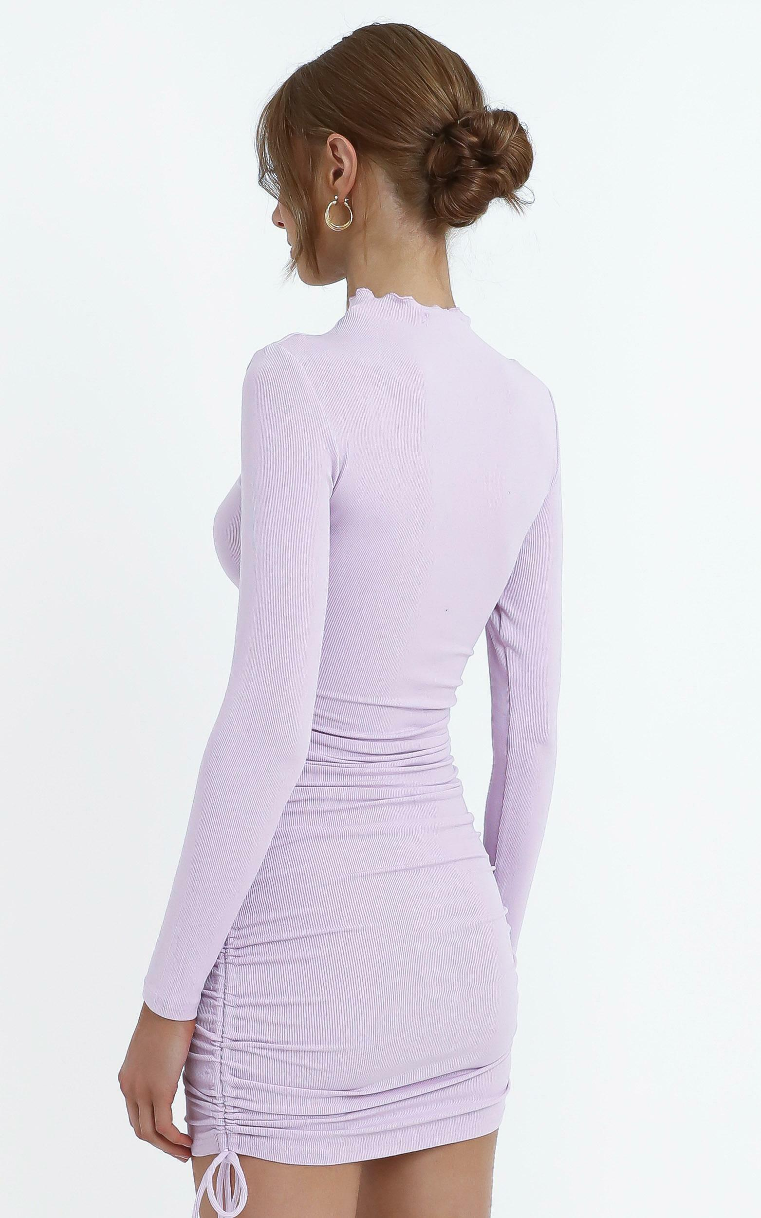 Tammy Dress in Purple - 12 (L), Purple, hi-res image number null