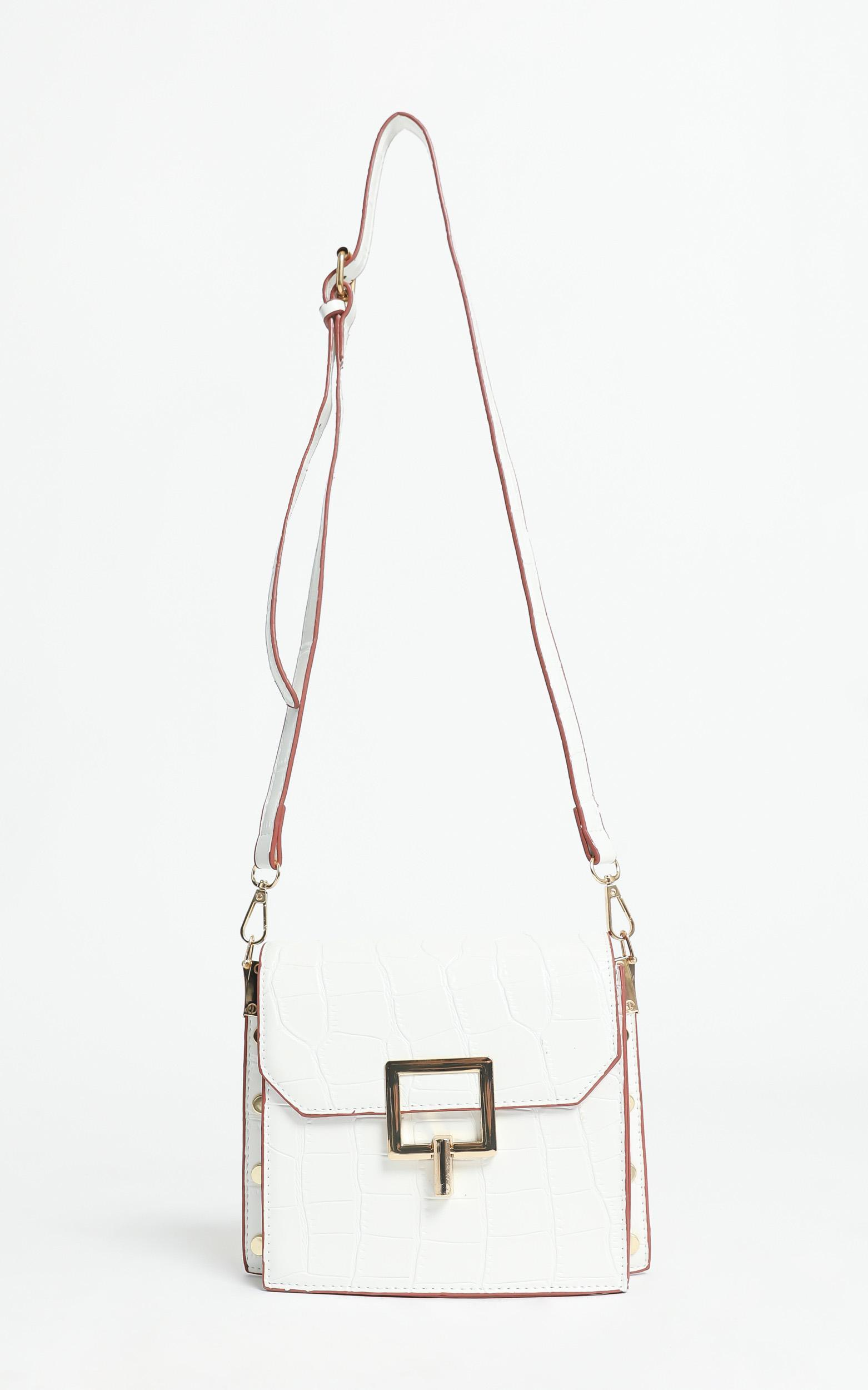 Valencia Bag in White, , hi-res image number null