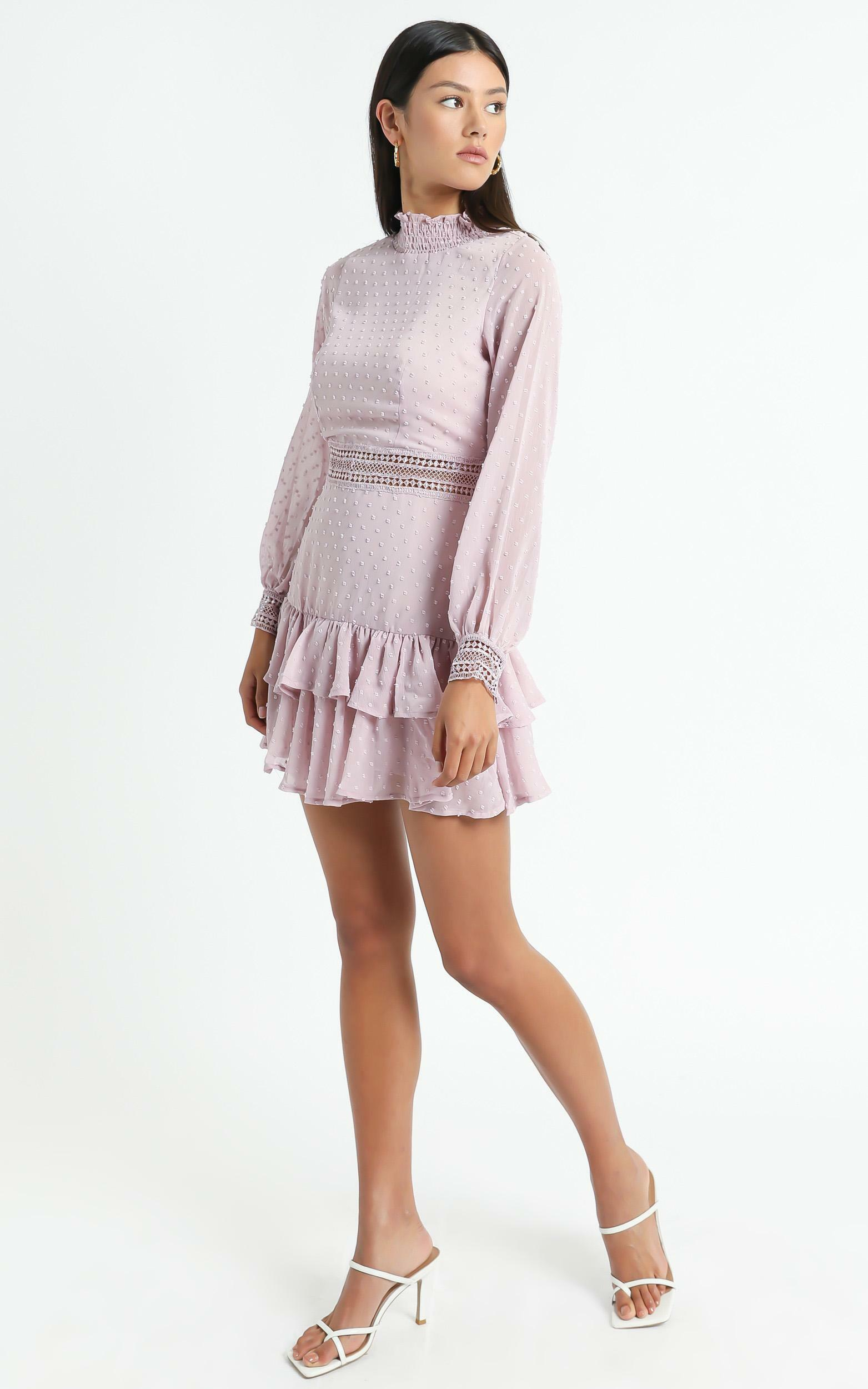 Are You Gonna Kiss Me Dress in blush - 20 (XXXXL), Blush, hi-res image number null