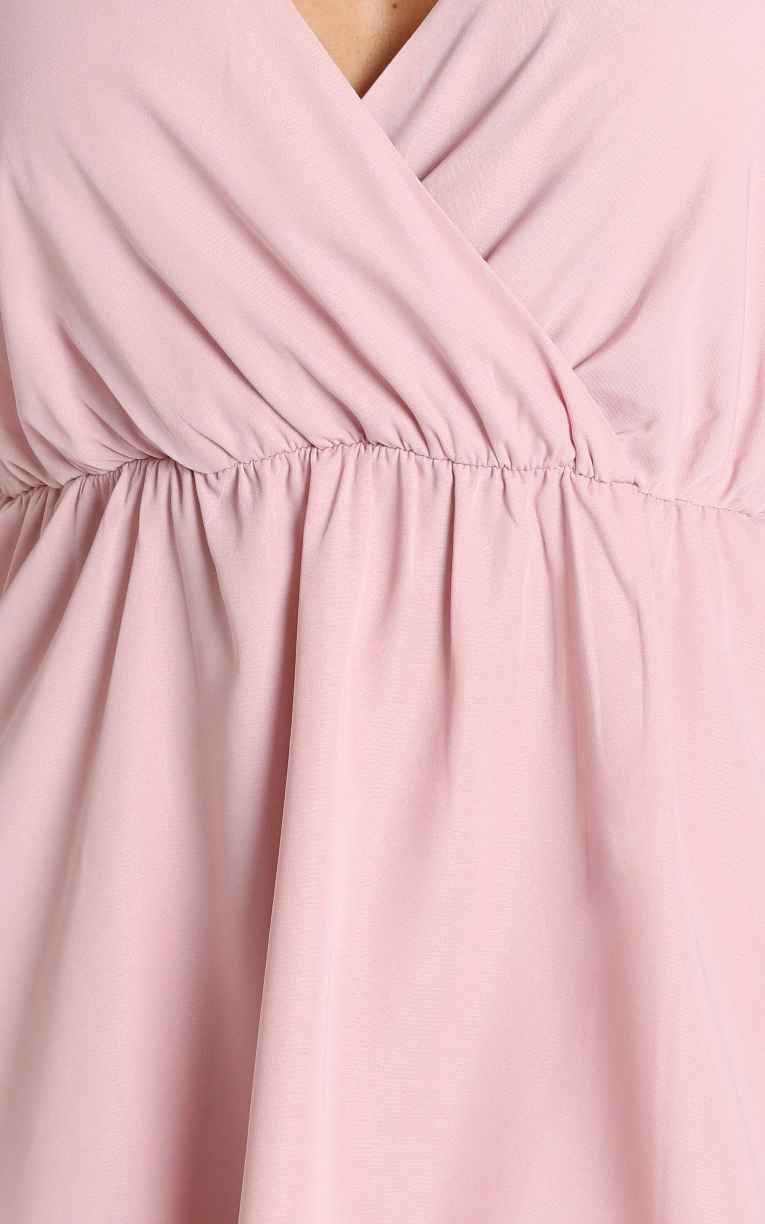Can We Stop Dress in blush - 20 (XXXXL), Blush, hi-res image number null