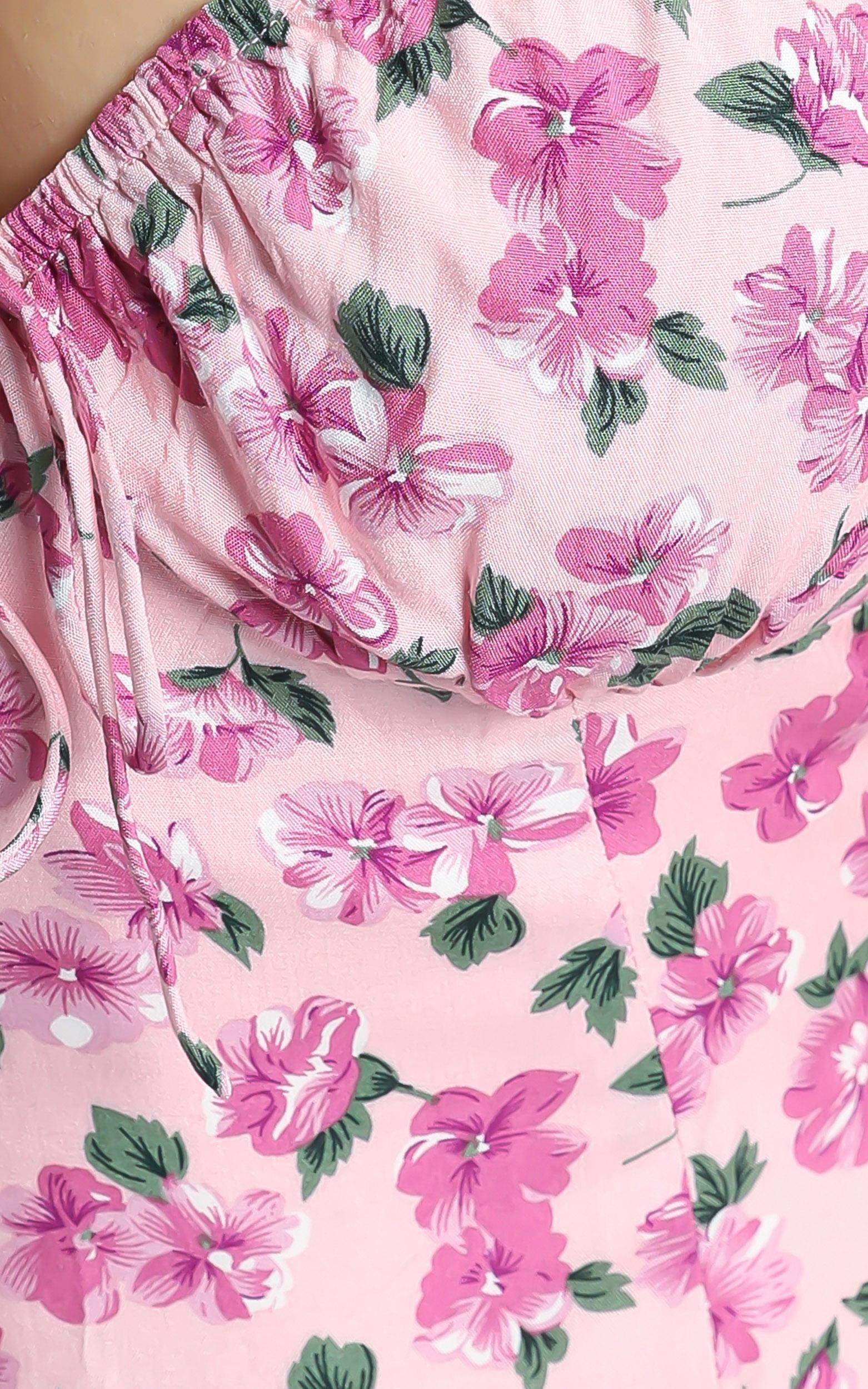 Willow Dress in Lilac Floral - 6 (XS), PRP3, hi-res image number null