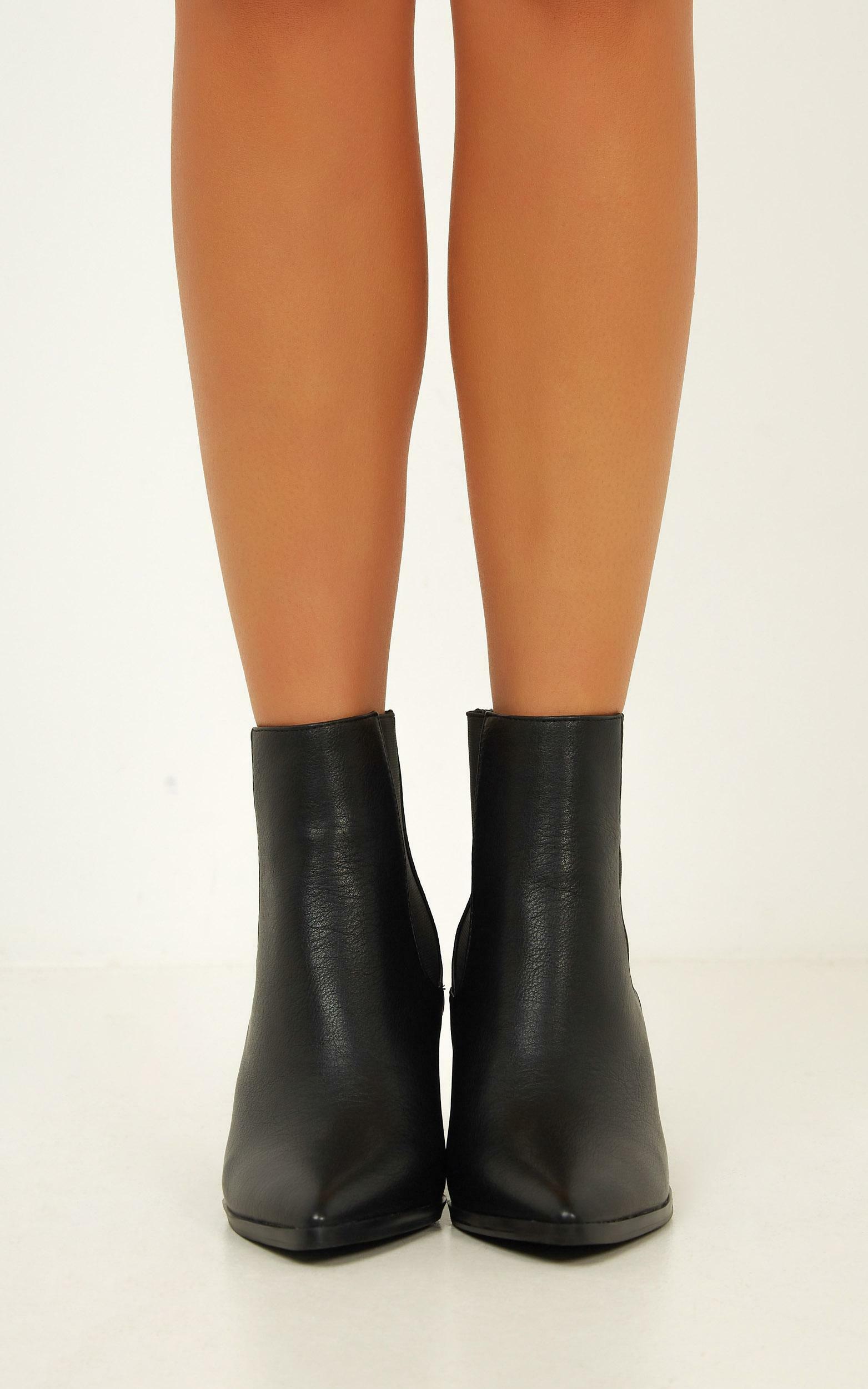 Billini - Arcadia boots in black - 10, Black, hi-res image number null