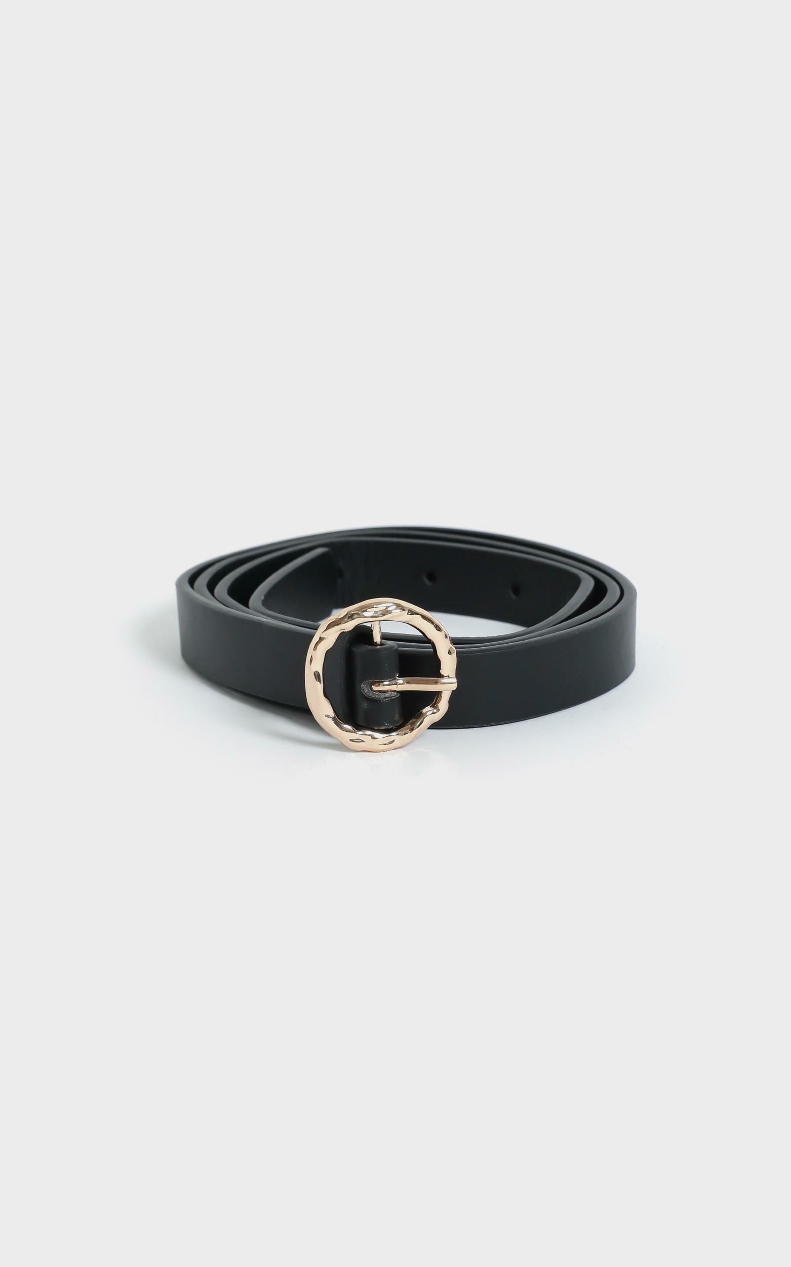 Delaney Belt in Black, , hi-res image number null