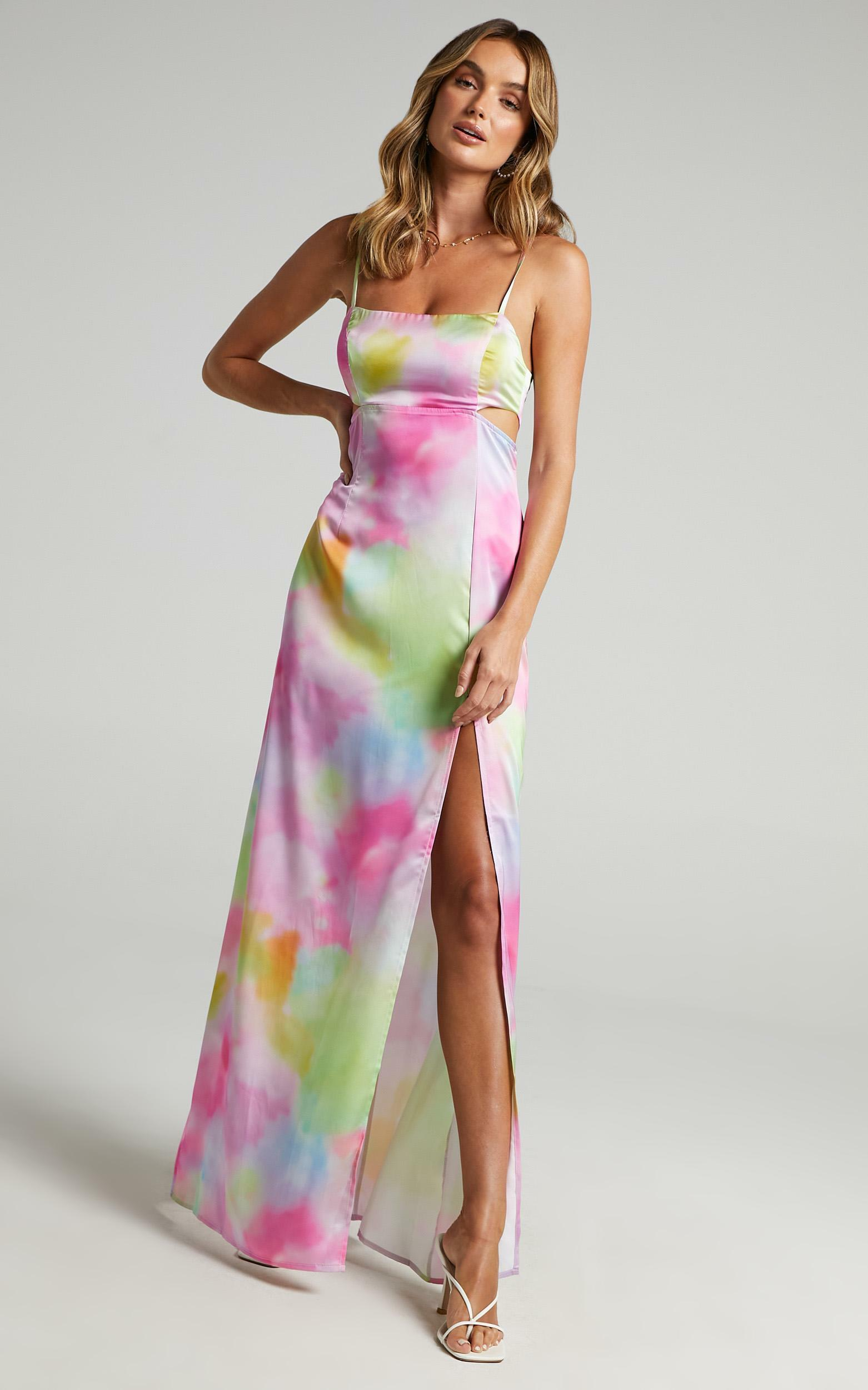 A Special Moment Dress in Marble - 6 (XS), Multi, hi-res image number null